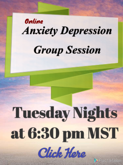 Anxiety Depression Group Session